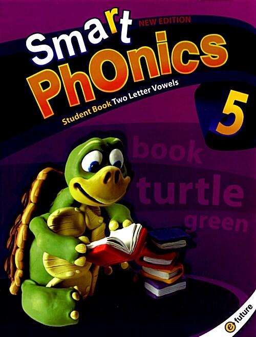 Smart Phonics 5 (Student Book + CD 1장, New Edition)
