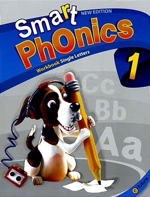 [중고] Smart Phonics 1 (Workbook, New Edition)