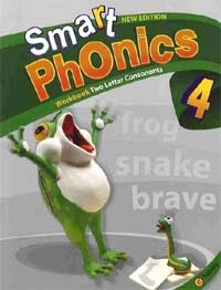 Smart Phonics 4 (Workbook, New Edition)