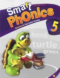 Smart Phonics 5 (Workbook, New Edition)