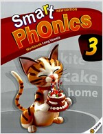 Smart Phonics 3 (Workbook, New Edition)