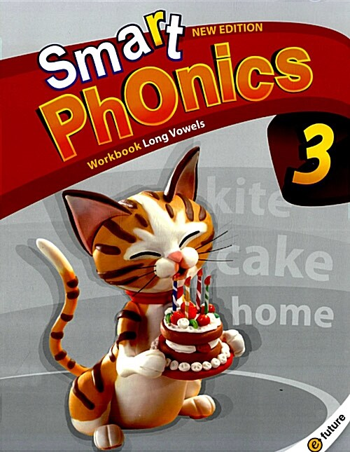Smart Phonics 3 (Workbook, New Edition)