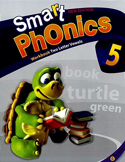 Smart Phonics 5 (Workbook, New Edition)