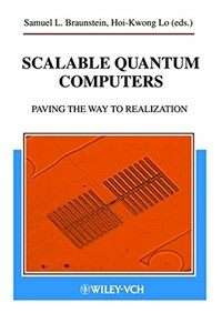 Scalable quantum computers : paving the way to realization 1st ed