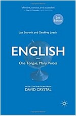 English - One Tongue, Many Voices (Paperback, 2nd ed. 2016)