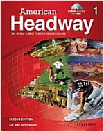 American Headway: Level 1: Student Book with Student Practice MultiROM (Package, 2 Revised edition)