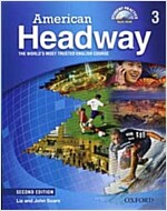 American Headway 3: The World's Most Trusted English Course [With CDROM] (Paperback, 2)