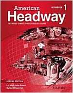 American Headway: Level 1: Workbook (Paperback, 2 Revised edition)