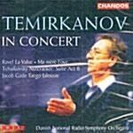 [수입] 테미르카노프 인 콘서트 - 라벨, 차이코프스키 & 가데