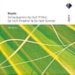 [수입] 하이든 : 현악 사중주 Op.76 No.2-4