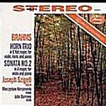 [수입] 브람스 : 호른 트리오 & 바이올린 소나타 2번 (180g LP)