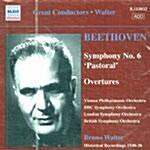 [수입] 베토벤 : 교향곡 6번 전원 & 서곡 모음