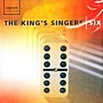 [수입] Six: 킹즈 싱어즈 결성 35주년 기념 음반