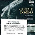 [수입] 칸타타 도미노 (SACD)