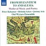 [중고] [수입] 비잔티움에서 안달루시아까지 (중세음악과 시)
