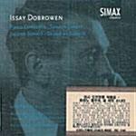 [수입] 이시 도브로벤 : 피아노 협주곡 & 3곡의 소나타