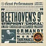 [수입] Great Performances - 베토벤 : 교향곡 9번
