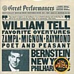 [수입] Great Performances - 헤롤드 : 잠파 서곡 & 로시니 : 윌리엄 텔 서곡 외