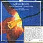 [수입] 로제티 : 바이올린 협주곡 & 교향곡