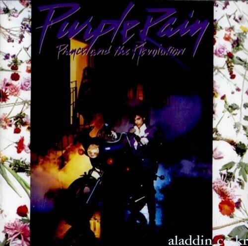 [수입] Prince & The Revolution - Purple Rain