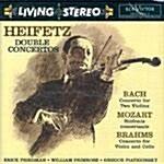 [수입] 하이페츠 : 더블 콘체르토 & 바흐 : 2대의 바이올린을 위한 협주곡 외