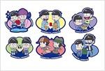 ラバ-マスコット バディコレ おそ松さん 同じ顔でも、每日面白いよな!編(BOX) (おもちゃ&ホビ-)