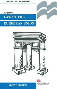 Law of the European Union 2nd ed