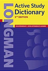 Longman Active Study Dictionary 5th Edition Paper (Paperback, 5 ed)