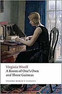 A Room of Ones Own, and Three Guineas (Paperback)