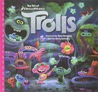 The Art of Trolls (Hardcover)