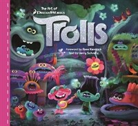 The Art of Trolls (Hardcover)