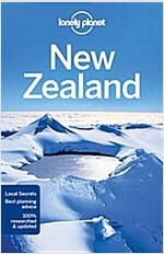 Lonely Planet New Zealand (Paperback, 18)