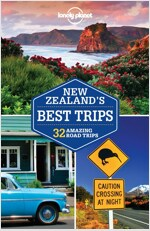Lonely Planet New Zealand's Best Trips (Paperback)