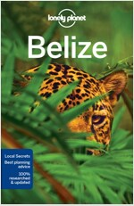 Lonely Planet Belize (Paperback, 6)