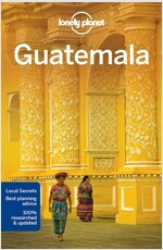 Lonely Planet Guatemala (Paperback, 6)