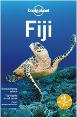 Lonely Planet Fiji (Paperback, 10)