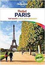 Lonely Planet Pocket Paris (Paperback, 5)