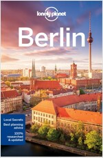Lonely Planet Berlin (Paperback, 10)