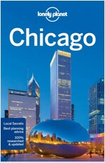 Lonely Planet Chicago (Paperback, 8)