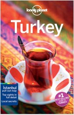 Lonely Planet Turkey (Paperback, 15)