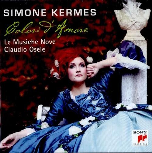 [수입] 시몬 케르메스가 부르는 바로크 시대의 사랑 노래 모음집