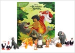 My Busy Book : Disney The Jungle Book 디즈니 정글북 비지북 (Hardcover)