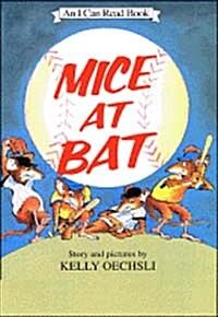 Mice at Bat (Paperback)