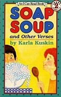 Soap Soup and Other Verses (Paperback)