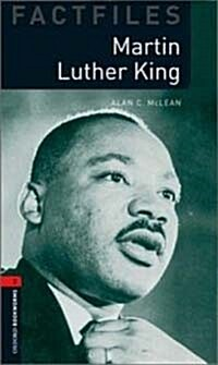 Oxford Bookworms Library Factfiles: Level 3: Martin Luther King (Package)