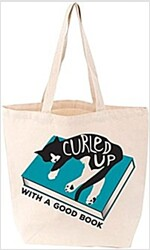 Curled Up with a Good Book Tote (Felix) (Other)