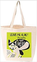 I'm Reading Right Meow Tote (Stewart) (Other)