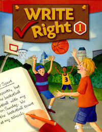 Write Right 1 (Paperback,workbook 포함)