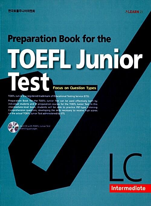 Preparation Book for the TOEFL Junior Test LC Intermediate
