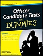 Officer Candidate Tests for Dummies (Paperback)